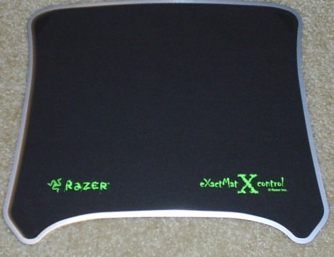 Razer Exactmat Performance Mouse Pad Review