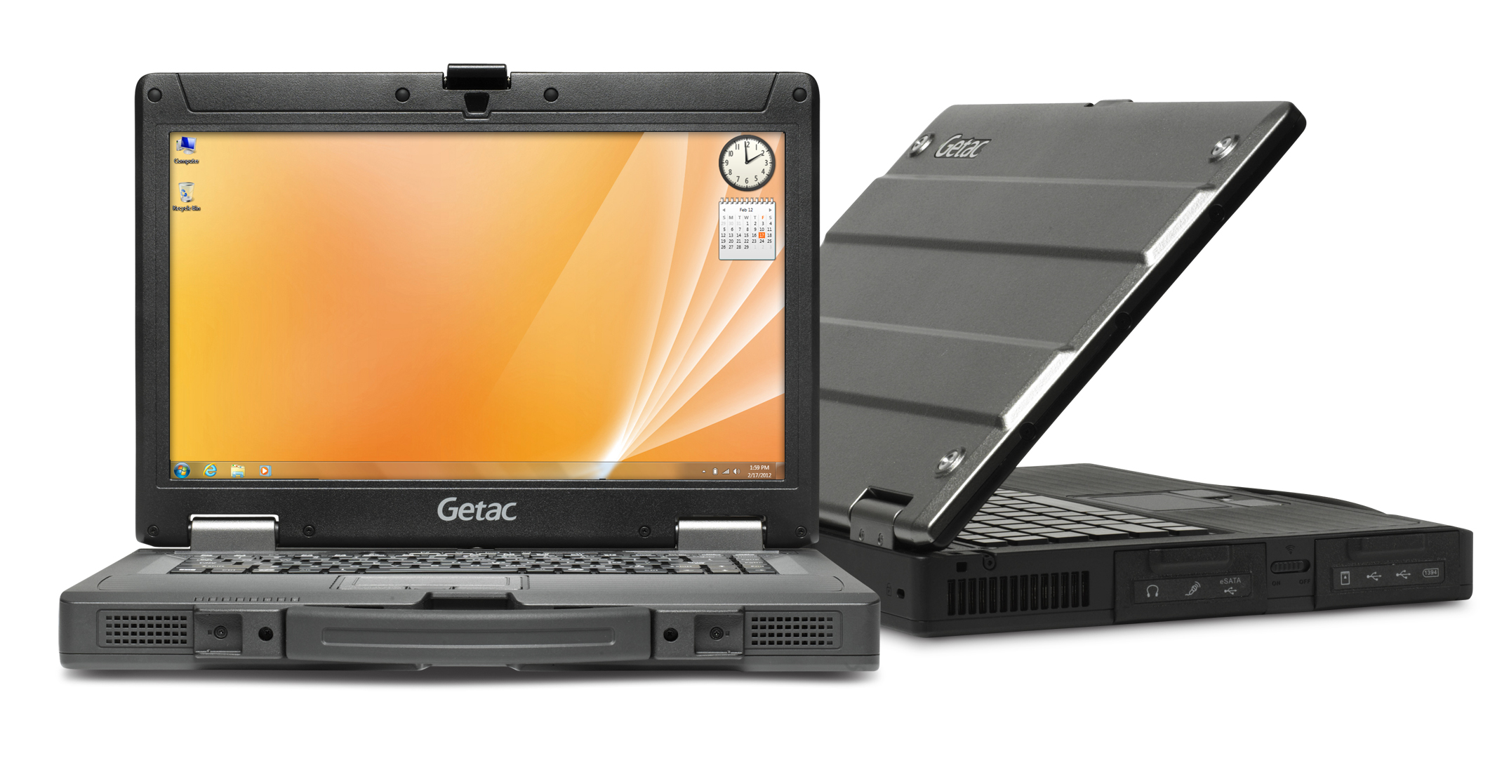 Getac Announces Upgrades For S400 Semi Rugged Laptop Computer