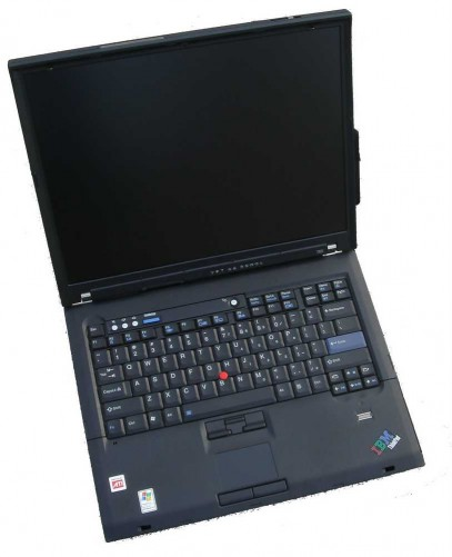 Lenovo ThinkPad T60 Review (pics, specs)