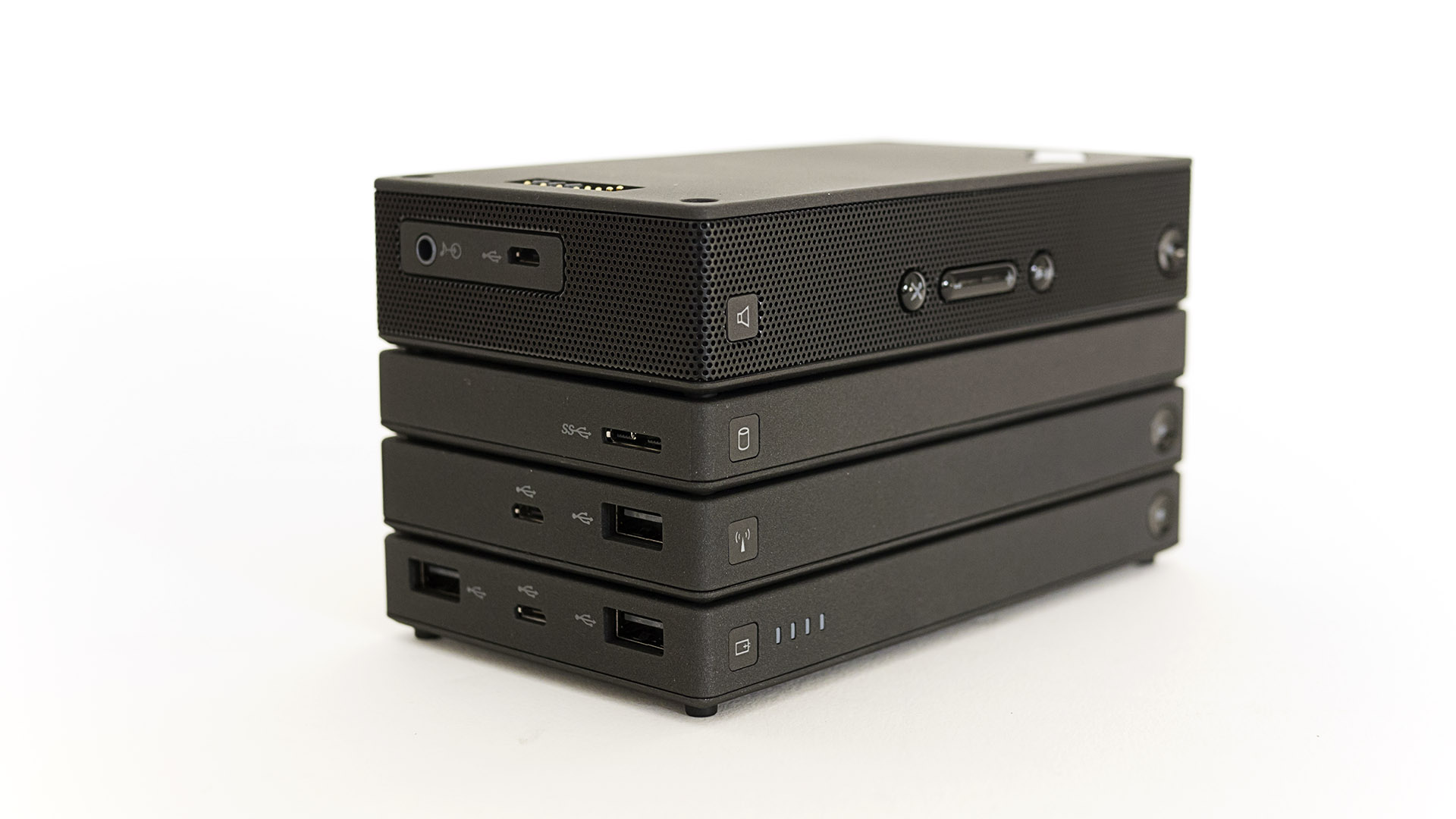 Lenovo ThinkPad Stack Accessories Review: Wireless Router ...