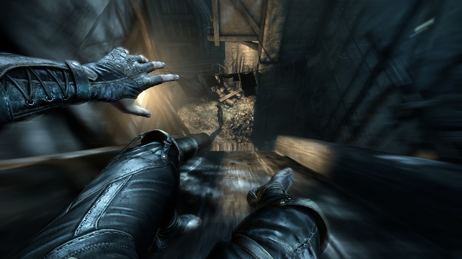Vg-reloaded review: thief (xbox one/360) | video games reloaded.